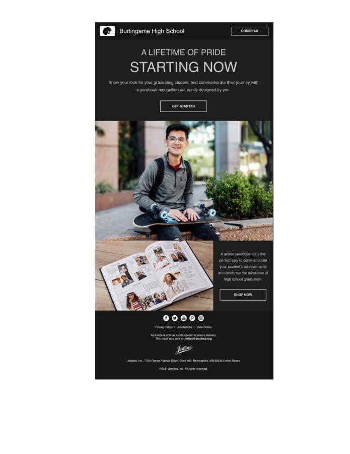 Buy your senior add